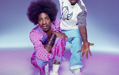 OutKast To Rock 'Coachella 2014' After Eight-Year Hiatus