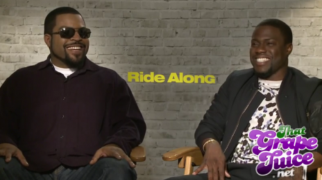 Exclusive: Kevin Hart & Ice Cube Talk Beyonce Vs Rihanna (And New Movie)