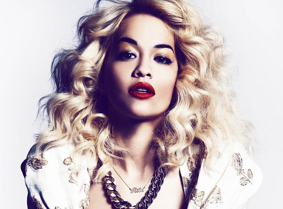 rita ora adidas 2014 thatgrapejuice Winning: Rita Ora Lands Lucrative Adidas Originals Deal Ahead Of New Album