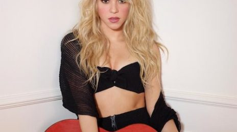 Shakira Unwraps Album Cover / Announces Major Target Partnership