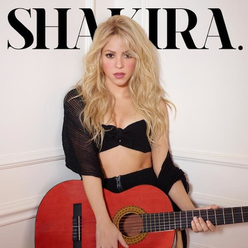 Cover of Shakira [2014 Sound Recording]