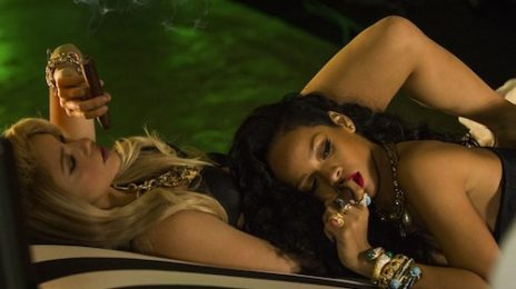 Hot Shot: Shakira & Rihanna Tease 'Can't Remember To Forget You' Video