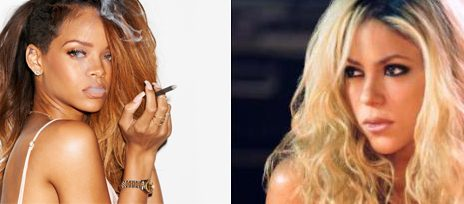 Rihanna Confirms Shakira Duet 'Can't Remember To Forget' / Set To Debut Next Week?
