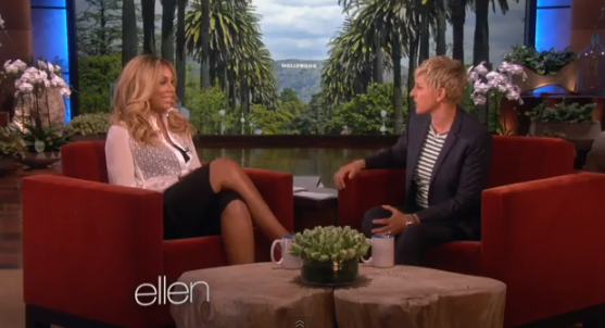 tamar braxton that grape juice she is diva Ellen Watch: Ellen DeGeneres Interviews...Tamar Braxton