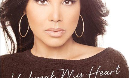 Toni Braxton Announces Memoir 'Unbreak My Heart' / Due May