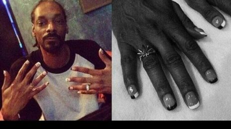Weigh In:  Snoop Dogg Sets The Web Ablaze With French Manicure / Are People Overreacting?