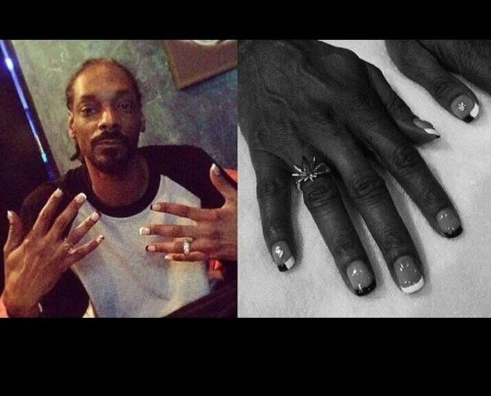 1912035 10152237849520937 1948279900 n Weigh In:  Snoop Dogg Sets The Web Ablaze With French Manicure / Are People Overreacting?