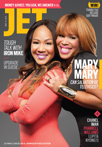 JET MARY MARY COVER3 The Overflow (Gospel News Round Up):  Kierra Sheard, Mary Mary, Ziel, Coko (of SWV), Sheri Jones Moffett, & More