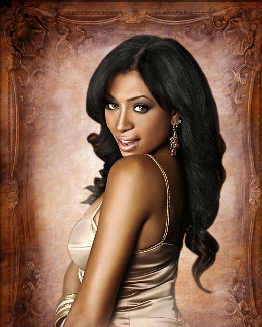 Karlie Redd that grape juicejpg Report: Love & Hip Hops Joseline Hernandez Engaged In Bloody Brawl / Karlie Redd Knocked Unconscious