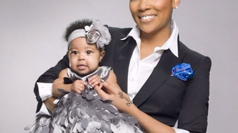 Hot Shots:  Monica Shows Off Baby Laiyah In New Snaps