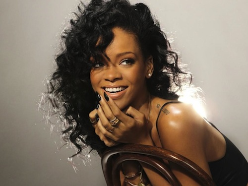 Rihanna 2014 home Rihanna Readying New Concept Album For November