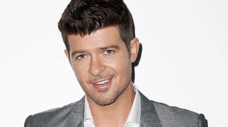 Weigh In:  Robin Thicke Fights To Save Marriage As Rumors Swirl About Infidelity, Miley Cyrus, & More