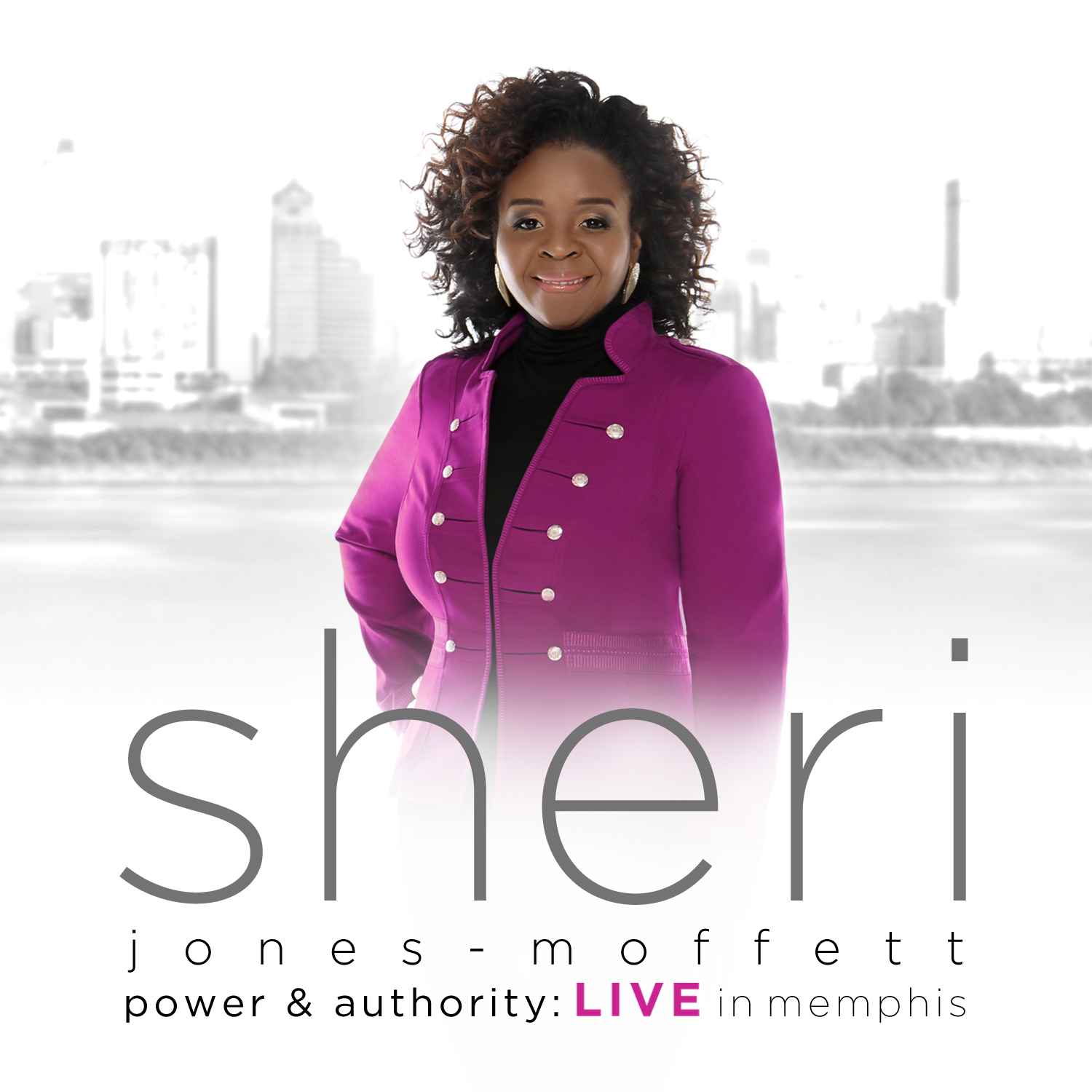 SJM Final Cover 1 The Overflow (Gospel News Round Up):  Kierra Sheard, Mary Mary, Ziel, Coko (of SWV), Sheri Jones Moffett, & More