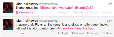 Screen shot 2014 02 02 at 8.01.31 PM Celebrities React To Bruno Mars Show Stopping Super Bowl Half Time Show