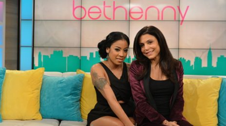 "Watch:  Keyshia Cole Drops By 'Bethenny', Talks ""Sexy Image"" & Reality TV"