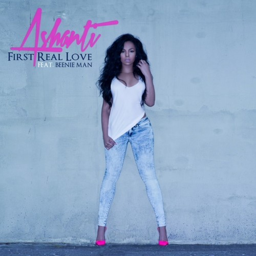 ashanti first real love thatgrapejuice New Song: Ashanti   First Real Love (ft. Beenie Man)