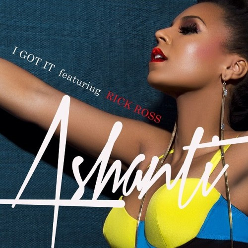 ashanti i got it rick ross thatgrapejuice New Video: Ashanti   I Got It (ft. Rick Ross)