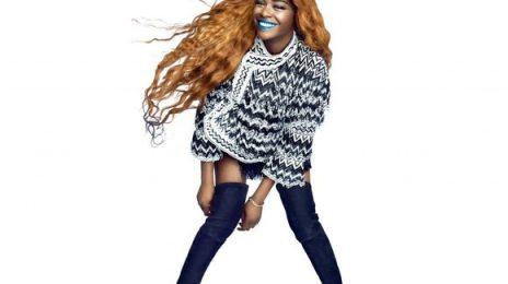 "Azealia Banks On Lady GaGa's 'ARTPOP': ""Burn It"""