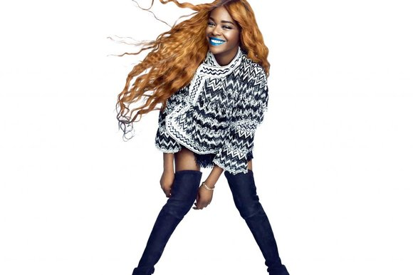 azealia banks that grape juice she is diva 2013 tgj 1 Azealia Banks On Lady GaGas ARTPOP: Burn It