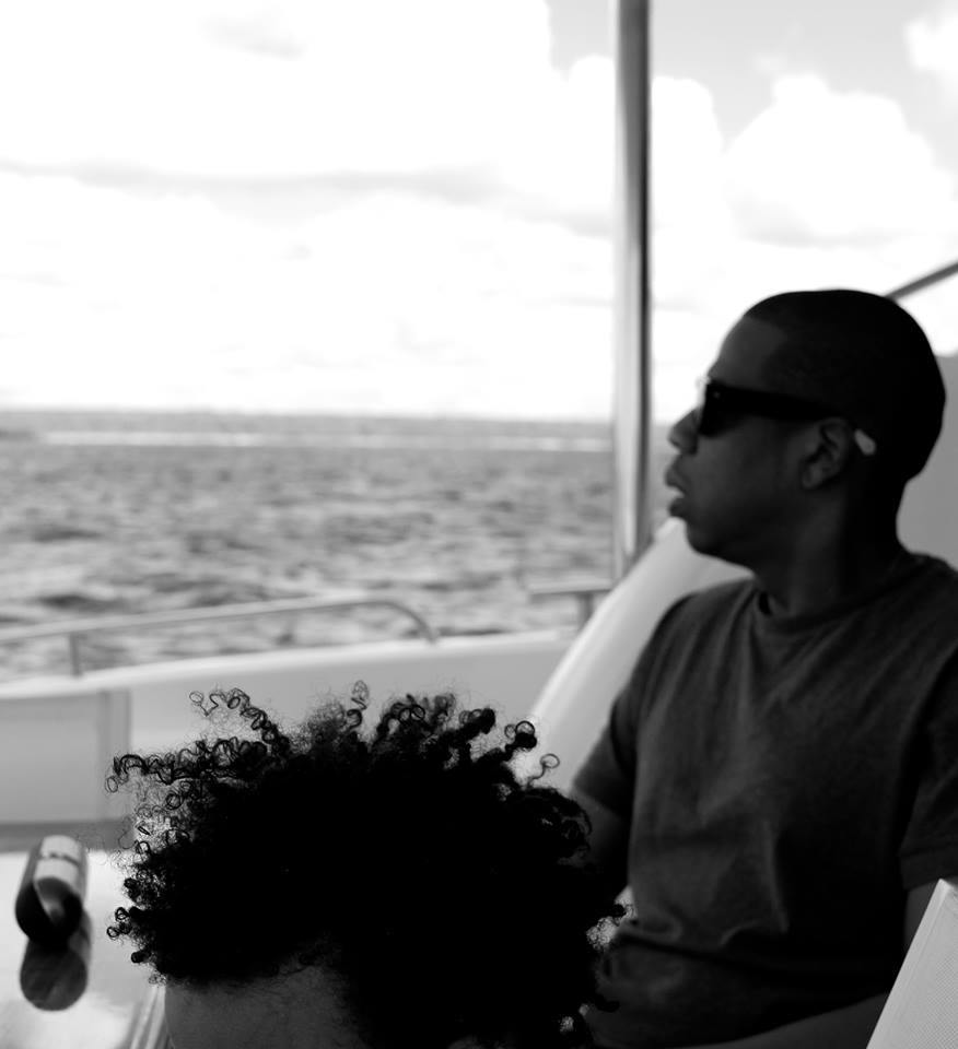 beyonce jay z 2014 5 Hot Shots: Beyonce, Jay Z, & Blue Ivy Vacation In The Dominican Republic