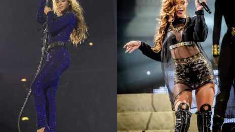 Hot Topic: Beyonce Or Rihanna...Who Would You Sign?