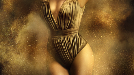 Beyonce Glimmers Gold In New 'Rise' Promo
