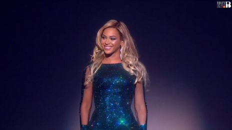 Watch: Beyonce Rocks 2014 BRIT Awards With 'XO'