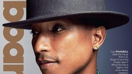 Pharrell Williams (& Hat) Cover Billboard Magazine