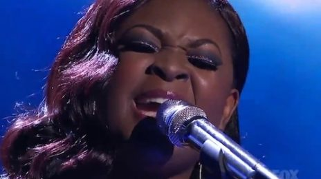 Watch: Candice Glover Soars On American Idol With 'Cried'
