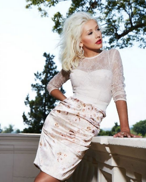christina aguilera she is diva that grape juice 2014 Say Something: Christina Aguilera Rises On UK Radio