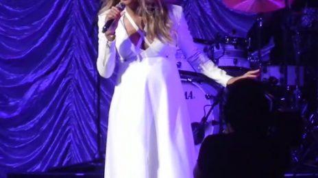 Watch: Ciara Performs 'Overdose' At Valentine's Crush