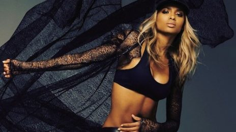Watch: Pregnant Ciara Performs At Power 106's Valentine's Crush