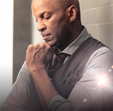 donnieMcclurkin That Grape Juice Interviews Donnie McClurkin