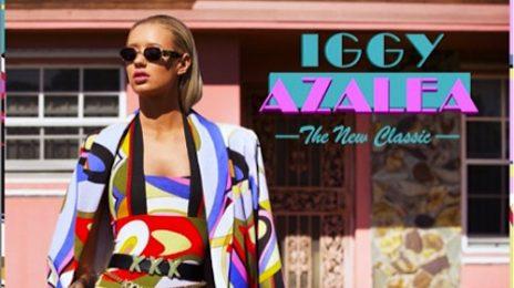 Iggy Azalea Reveals 'The New Classic' Album Cover