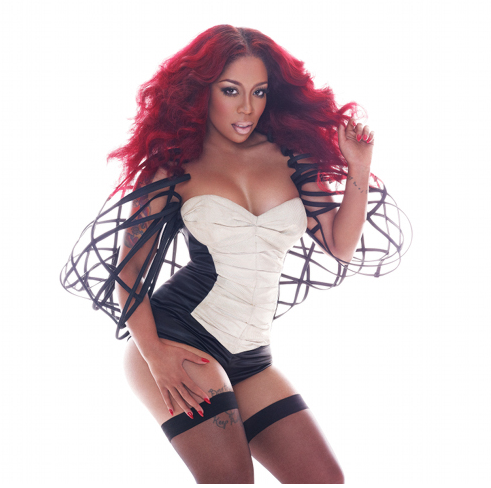 k.michelle that grape juice she is diva 21 New Song: K.Michelle   I Dont Believe
