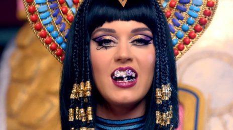 Sneak Peek: Katy Perry - 'Dark Horse' Video