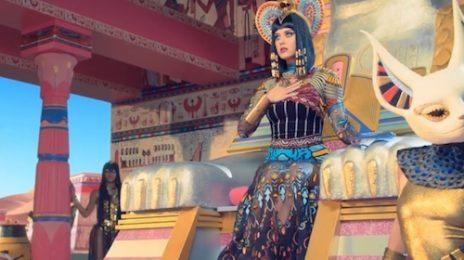 New Video: Katy Perry - 'Dark Horse (ft. Juicy J)'
