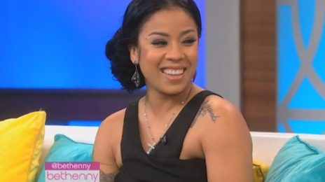 Watch: Keyshia Cole Talks Sexuality, Wanting To Adopt & More On 'Bethenny'