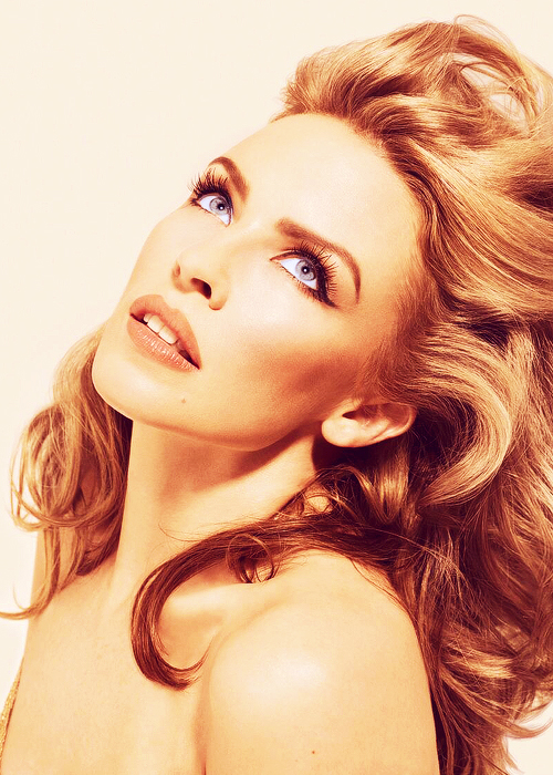 kylie minogue 2015 Kylie Minogue Dishes On Working With Pharrell, Jay Z, & More On Kiss