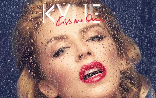 kylie minogue kiss me once tgj Album Sampler: Kylie Minogue   'Kiss Me Once'