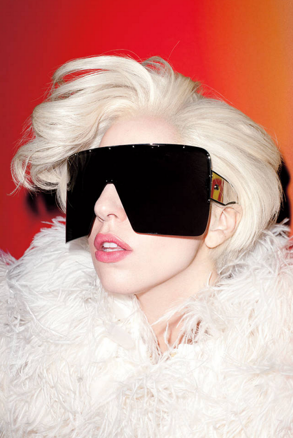lady gaga harpers 6 Lady GaGa: I Was Depressed At The End Of 2013