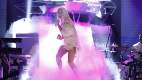 Watch:  Lady Gaga Wails 'Artpop' On 'Tonight Show'