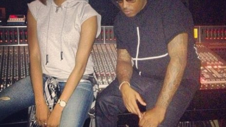Hot Shots: LeToya Luckett Hits Studio With Future & Mike WIll Made It