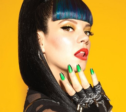 lily allen sheezus Lily Allen Names New Album...Sheezus