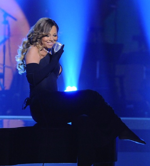 mariah bet honors 2014 12 Hot Shots: Mariah Carey, Tamar Braxton, & More Rock 2014 BET Honors