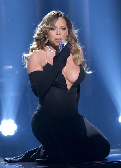 carey single bbw women Mariah carey (born march 27, 1969  with the release of the album's third single, carey achieved several career  while the women with roof-raising lung power .