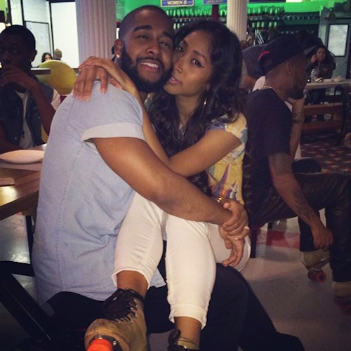 omarion apryl jones pregnant Omarion Announces That He Is Expecting A Child