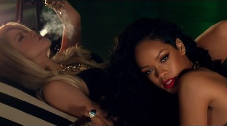 Behind The Scenes: Shakira & Rihanna 'Can't Remember To Forget You' Video
