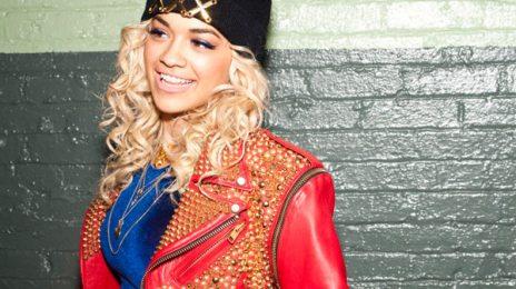 Rita Ora To Kick Off New Album Campaign...Next Week
