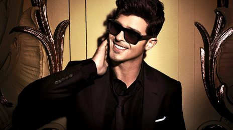 New Song: Robin Thicke - 'For The Rest Of My Life (Ft Tamar Braxton)'